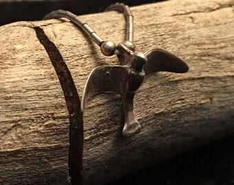 Necklace-Bird in Flight