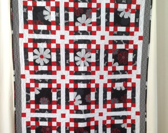 Red Love Quilt