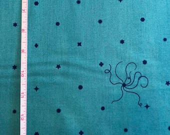 Sunprints 2018 by Alison Glass for Andover Fabrics in Teal