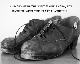 11x14-Dancing With The Heart-POSTER