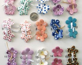 Ceramic Flower sets