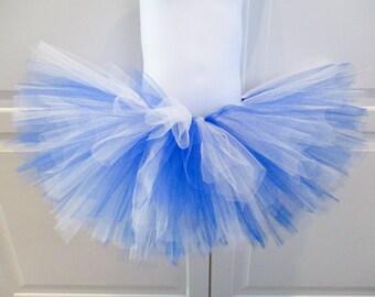 Blue and White Tutu/Dodgers Tutu/Colts Tutu - Other colors available