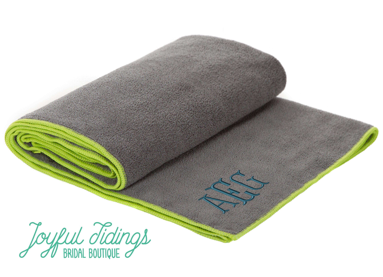 absorbent x towel mats yoga fitness long pink mat towels super tone pin