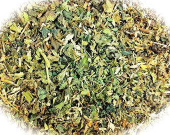 The Blues Tea, Organic