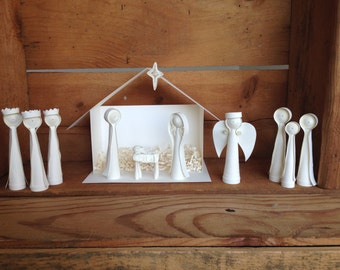 Paper Quilled Nativity Scene - Starter Set