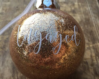 Custom Shatter Proof Ornament