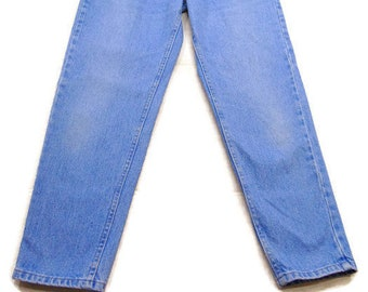 Vintage High Waisted Jeans Vintage Riders Non Stretch High Waist Mom Jeans  Lee Rider Womens Jeans