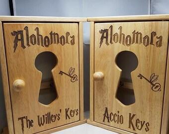 Harry Potter Alohomora Keybox