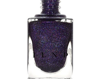 Lulu - Deep Grape Holographic Nail Polish