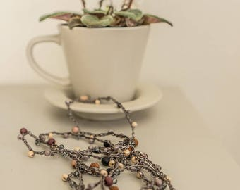 Storytelling | Beaded Necklace