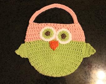 It's a Hoot!  Owl Bag