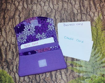 CP-01-02-03-05-05) Cute Pouches, used for cards or cash!!
