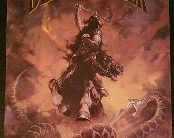 Death Dealer #2-4 (1996-1997) Comic Books
