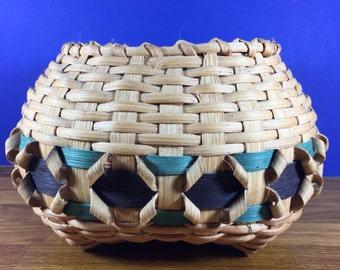 C. Abbott Woven Basket