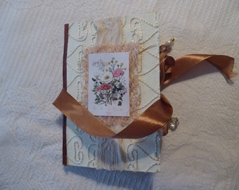 Mini Butterfly Scrapbook Journal
