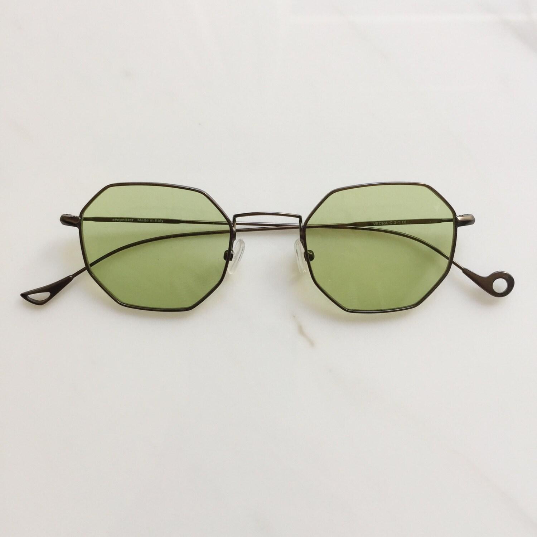 Gafas de sol de Eyepetizer VEDRA lentes de forma de hexágono