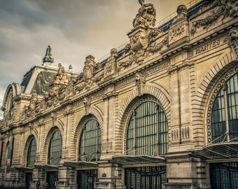 Musee du Orsay; Parisian Museum; Vintage Urban Paris