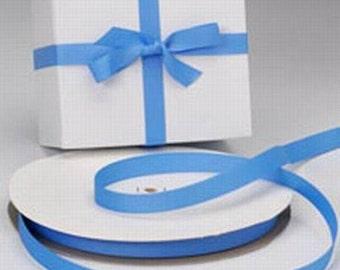 3/8 x 50yds Grosgrain Ribbon - COPEN BLUE