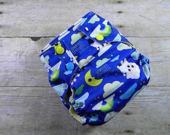 Sweet Dream zzz... OS AiO Cloth Diaper One-Size All-in-One