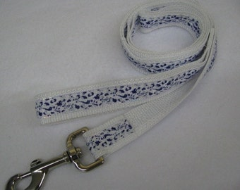 GLOW in the DARK Speckled Dog Leash