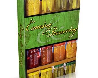 54 Rare Canning Preserving and Pickling Books on DVD ebooks Vintage Dehydrating Recipes Survival Pickling Homestead