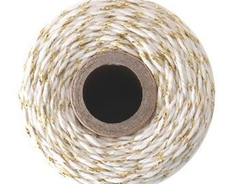 Gold metallic Divine Twine - 10 meters