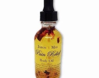 Pain Relief - Body and Message Oil
