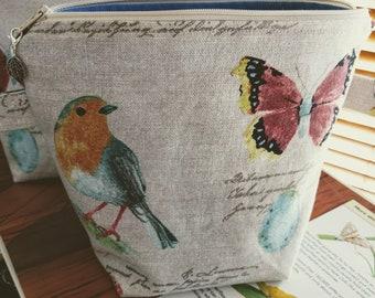 Mini Butterflies & Birds Bag