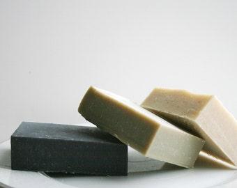 Detox Soap Set - Natural Skin Care, Essential Oil Soaps
