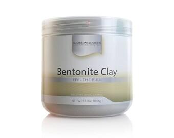 Bentonite Clay | 1.3 lbs