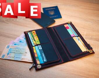 Women's purse-clutch, Woman clutch bag,Women's wallet, gifts,Leather purse,Clutch wallet,Iphone,Personalized wallet, free shipping