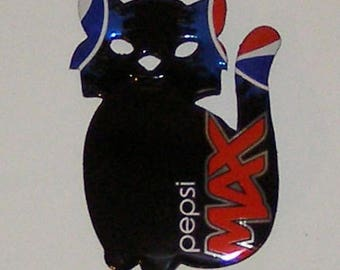 ALLEY CAT - Cat Magnet - Pepsi MAX