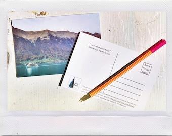 Swiss Postcard Set