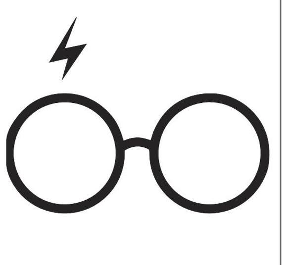 S Wire Glasses Vector