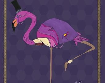 Frank the Flamingo