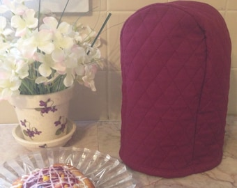 Burgundy Can Opener Covers Kitchen Small Appliance Covers Made To Order