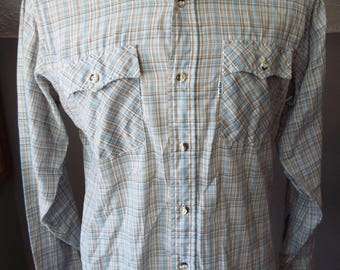 Vintage Button Down Long Sleeve Shirt by Levi Strauss & Company