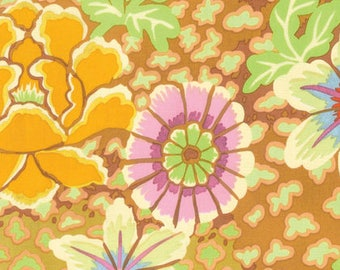 Kaffe Fassett - Dream PWGP 148 - Yellow - 1/2 yard Cotton Quilt fabric 417