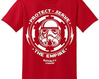 Awesome STORMTROOPER T-Shirt. Free International Shipping