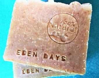100% Natural Artisan Soap - Vegan - Organic - Jiggle Wiggle  100g e