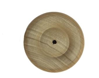 Wood Turned Wheels