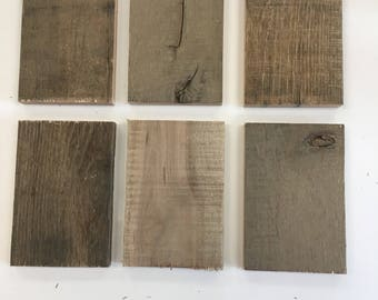 Reclaimed Crafting 3x5 oak blocks