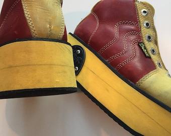 SWear Vintage Platform Sneakers  90's