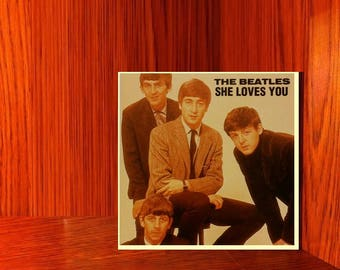 Beatles - She Loves You / I'll Get You - Mini CD Single