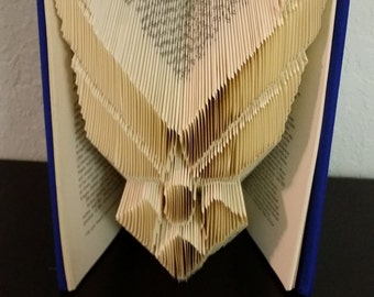 184 Airforce - Book Folding Pattern