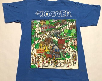 "Vintage ""The Jogger"" T-Shirt"