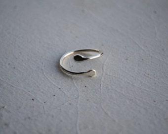 Silver 925 Ring_Garnets
