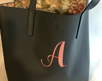 Personalized Purse / Tote Bag