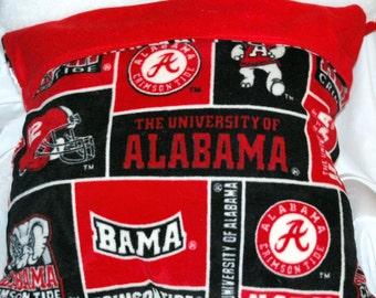 Alabama Crimson Tide Snuggle Sleeping bag 30 inch by 30 inch