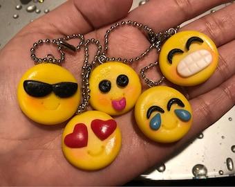 Emoji charms